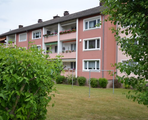 Niddastraße Oberursel