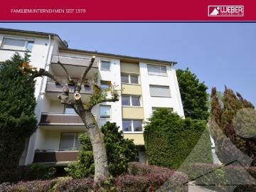Sanierte 2-ZW mit Balkon & PKW-Stellplatz bei Rolls-Royce 61440 Oberursel, Wohnung
