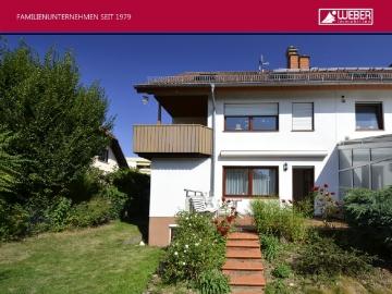 Große Maisonette-Whg mit eigenem Garten in Weißkirchen 61440 Oberursel, Maisonettewohnung
